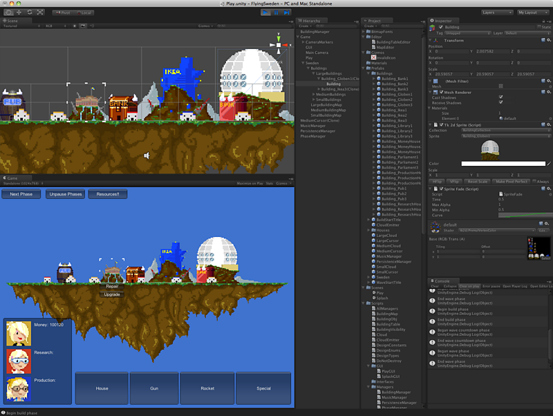 Top 4 - 2D Game Engines for Game Development! ~ TechzClub
