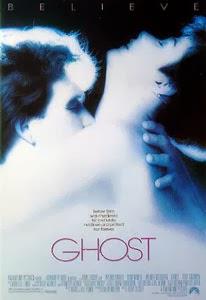 Poster original de Ghost (Más allá del amor)