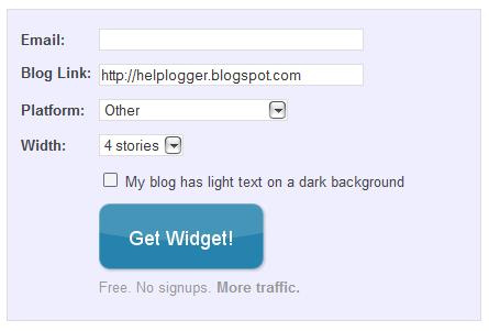 linkwithin gadget, related posts widget, blogger widgets