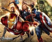 The Avengers: 12 Poster Keren Versi Komik