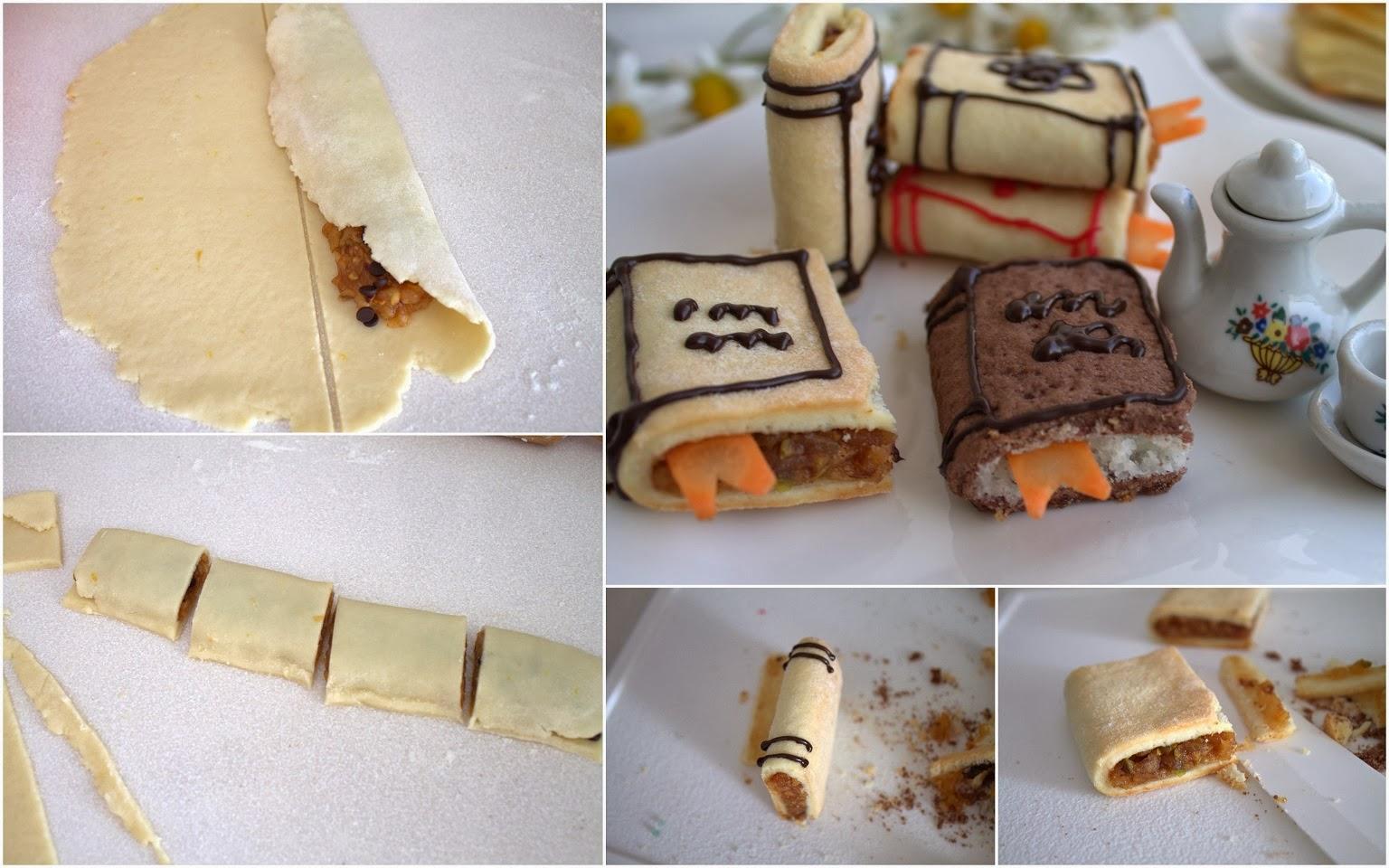 değişik kurabiyeler