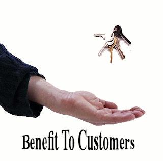Analisis Manfaat Bagi Pelanggan