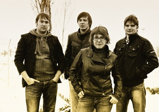 Singleton: alternative\brit-pop\indie rock band from Kyiv, Ukraine played in E106 of the ArenaCast