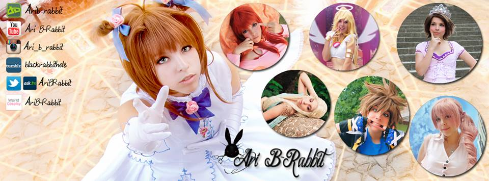 [~Ari B-Rabbit Cosplay~]