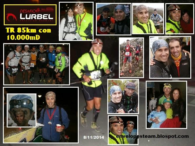 ULTRA Desafío Lurbel Aitana - Puig Campana 2.014
