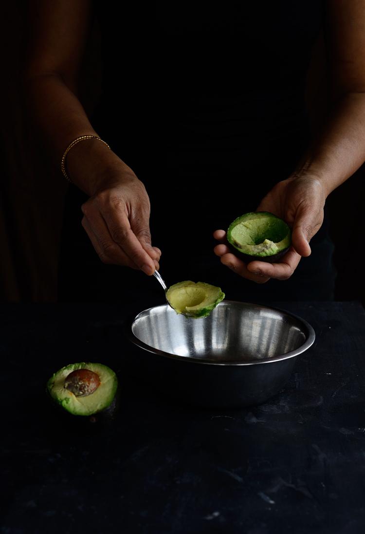 #AvocadoFlatBread #Recipe #Photography #SimiJoisPhotography