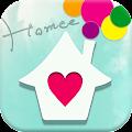Homee launcher - Aplikasi Tema Kawaii - Gaya Jepang
