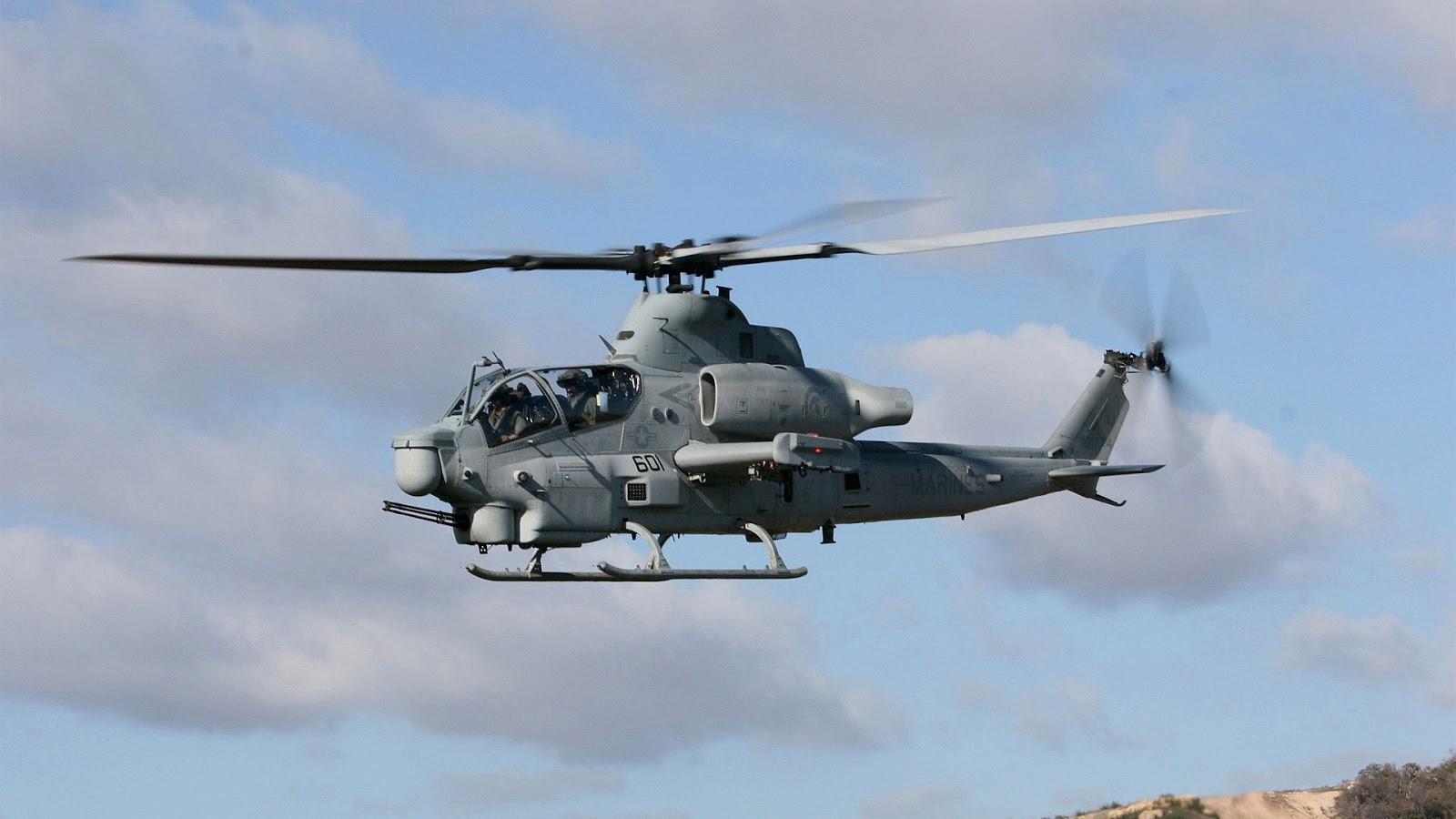 Bell AH 1Z Viper Copter