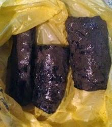 bahan batu black opal jarong