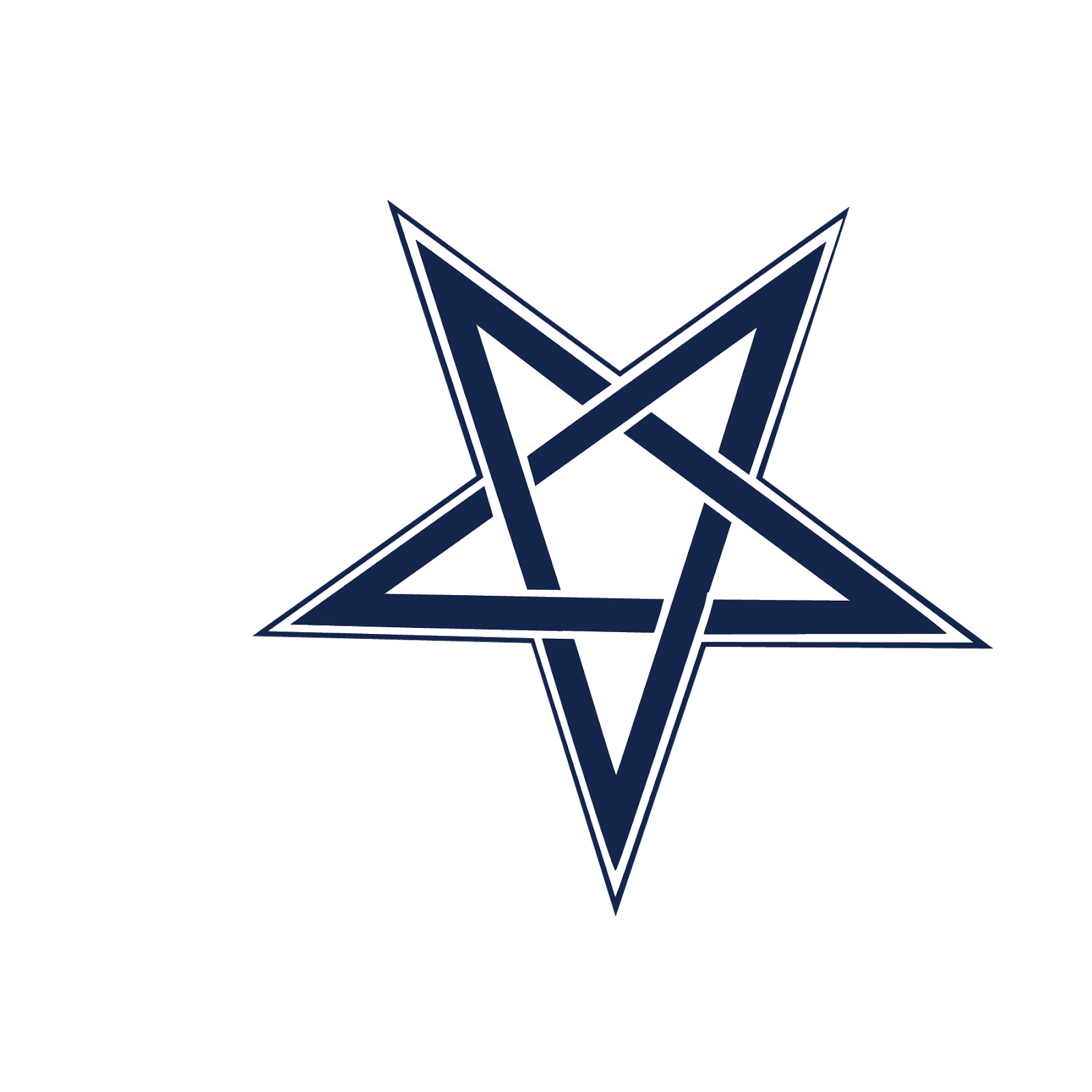 Dallas Cowboys, metal, logo, re-imagined