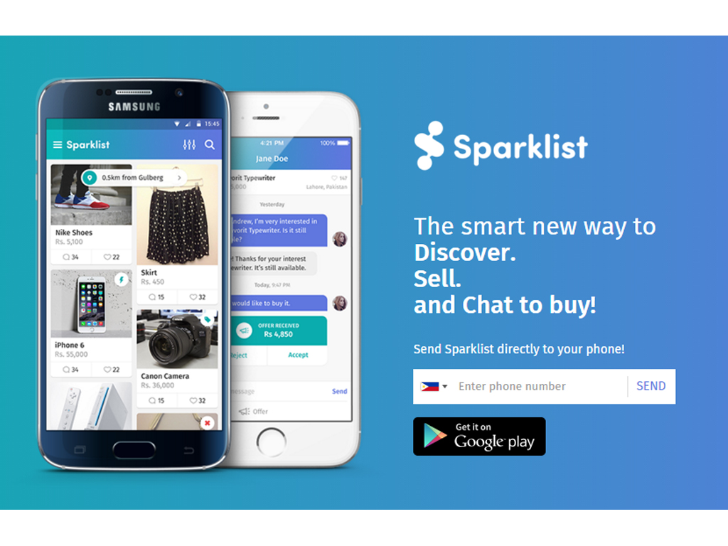 Sparklist is coming to the Philippines