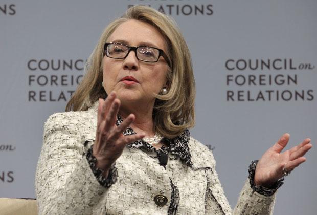 Hillary Clinton  (Foto: Yuri Gripas/Reuters)