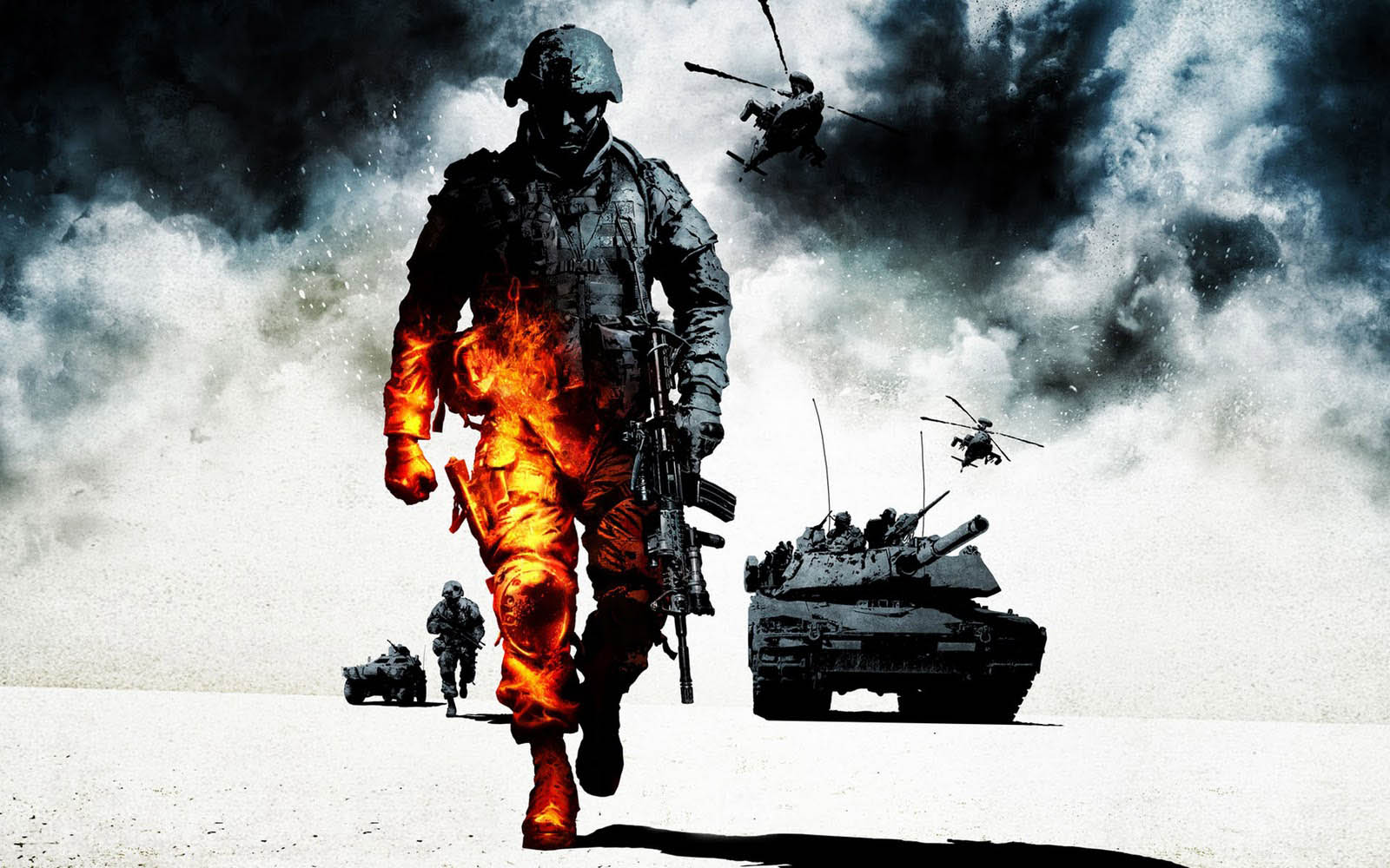 wallpapers battlefield 3 game wallpapers