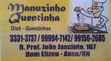 Manuzinho Quentinhas