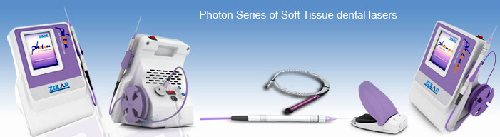 Zolar's Photon & Photon Plus Soft Tissue Diode Lasers