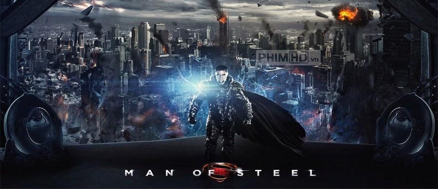 Người Đàn Ông Thép - Man Of Steel - 2013