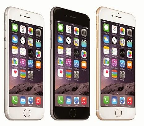 Spesifikasi dan Harga HP Apple iPhone 6 Plus Layar 5.5 inchi