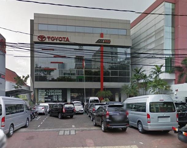 TOYOTA AUTO 2000 Wahid Hasyim, Alamat : Jl. Wahid Hasyim No. 164 Jakarta 10250