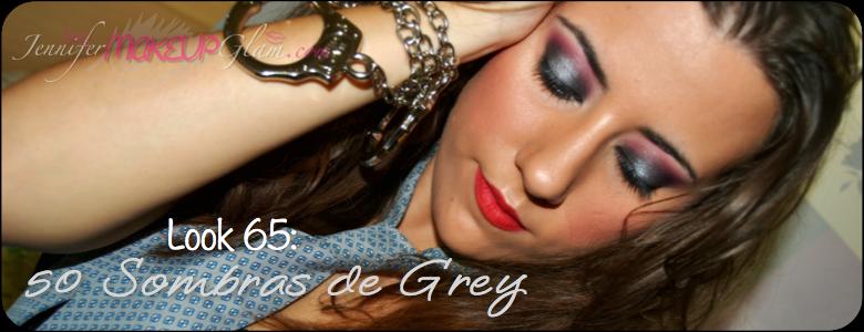 LOOK 65: LOOK 50 SOMBRAS DE GREY (INSPIRACIÓN) -
