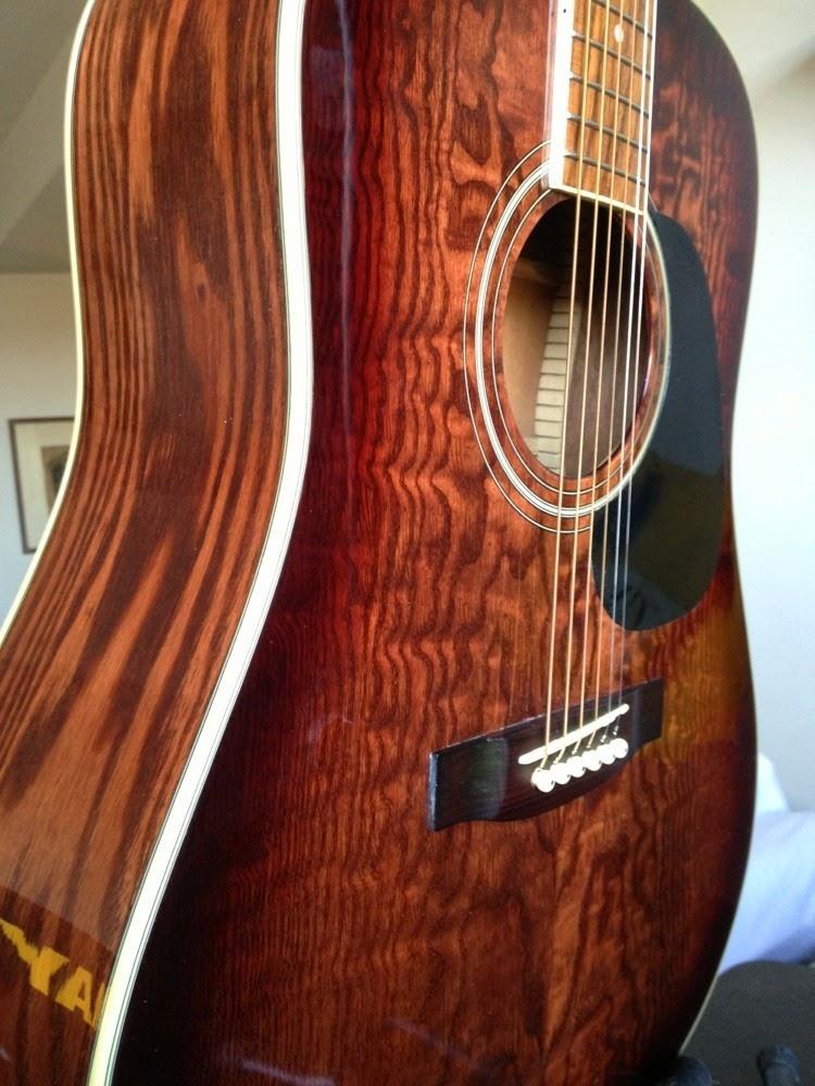 Nagoya Suzuki Acoustic Guitars