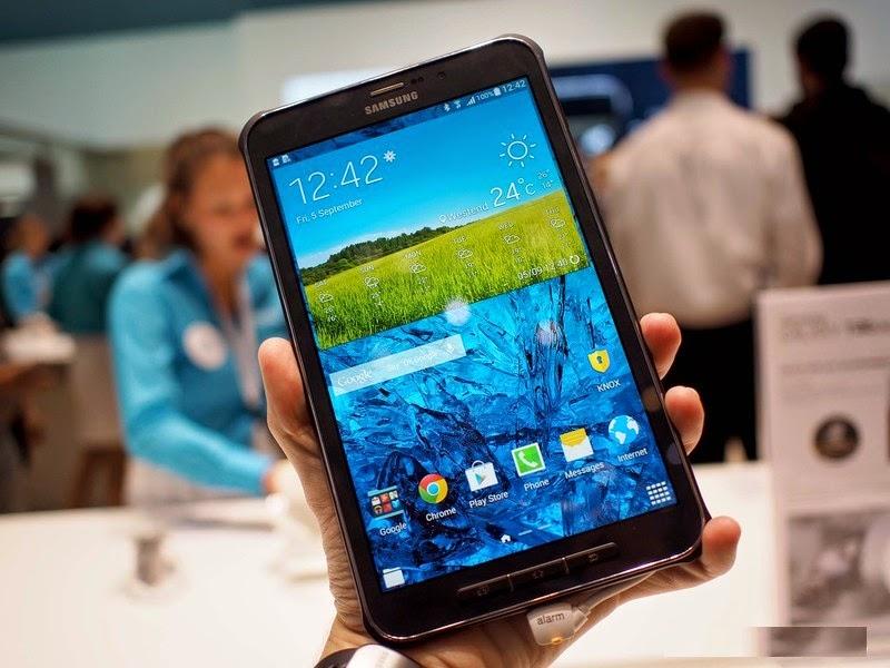 Samsung Galaxy Tab Active Pula Dilancarkan Samsung