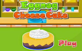 Screenshots of the Eggnog Cheesecake for Android tablet, phone.