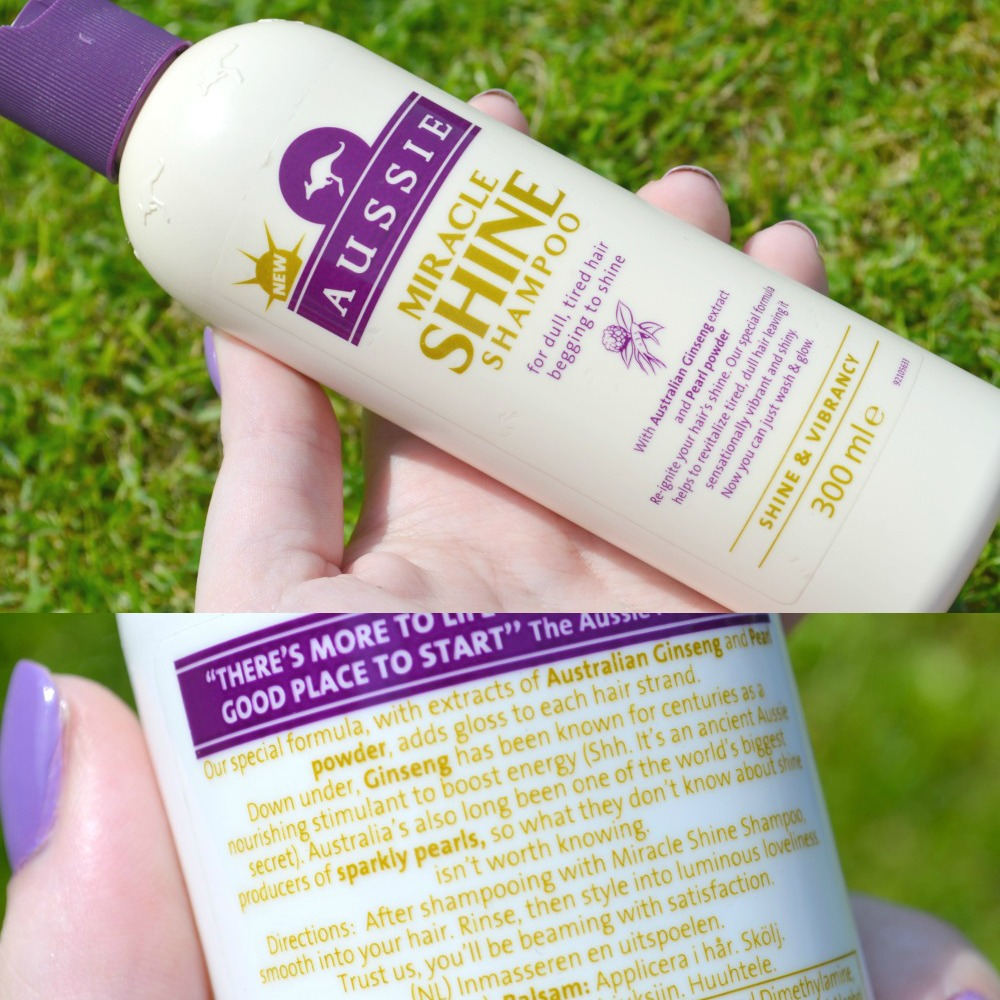 Aussie Miracle Shine Shampoo & Aussie Miracle Shine Conditioner Review