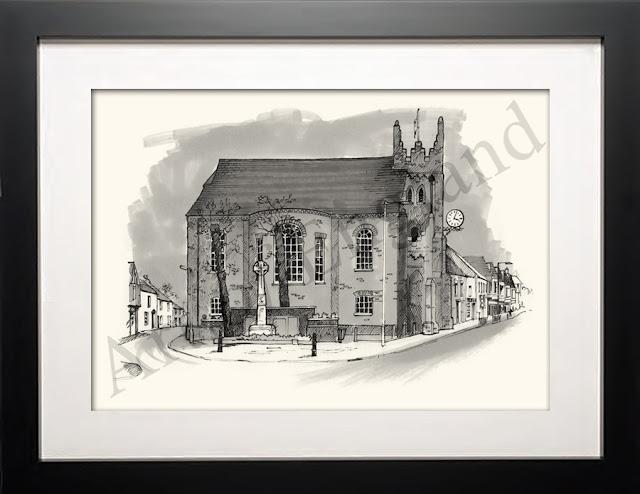Billericay Church