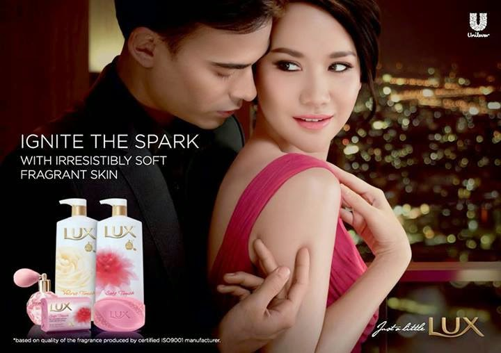 Peraduan Lux 'Ignite the Spark'