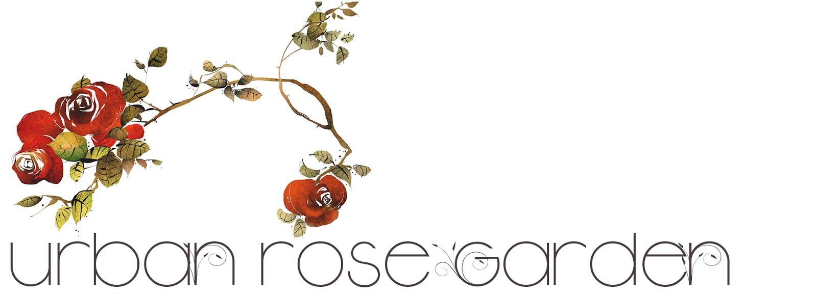 Urban Rose Garden