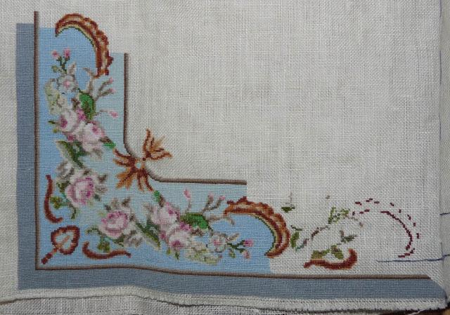 Tapis,Savonnerie,Trianon,Miniature