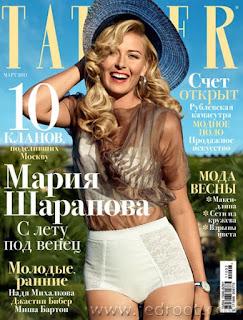 Sharapova,Model