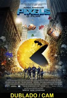 Assistir Pixels Dublado 2015