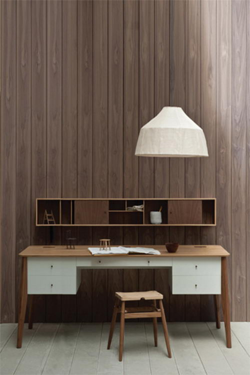 Pontus Desk designed by Russell Pinch