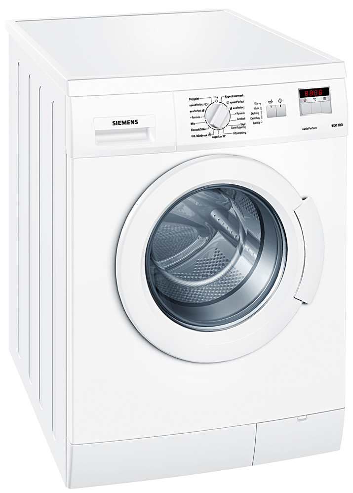reparation af siemens vaskemaskine