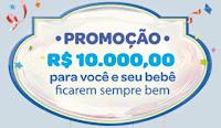 Promoção Seu Bebê de Parabéns PanVel e J&J Johnson's & Johnson's www.seubebedeparabens.com.br
