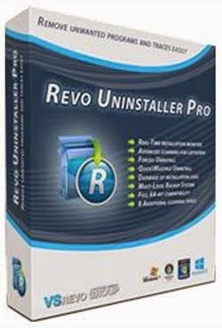 Revo Uninstaller Pro 3.1.2 Full Patch + Crack