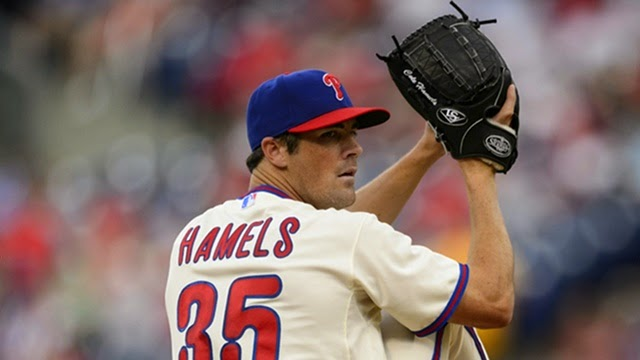 Cole Hamels Coming To Boston In Blockbuster?