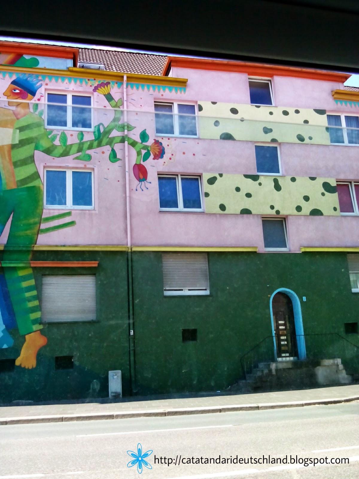 Catatan dari deutschland mural atau vandalism for Mural yang cantik