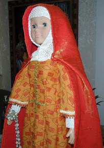 Mary McKillop Doll