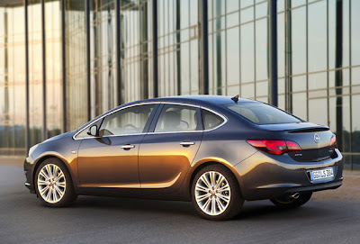 Buick Verano goes to Europe, changes name to Opel Astra