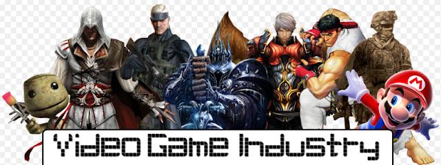 Menemukan Pekerjaan di Industri Video Game