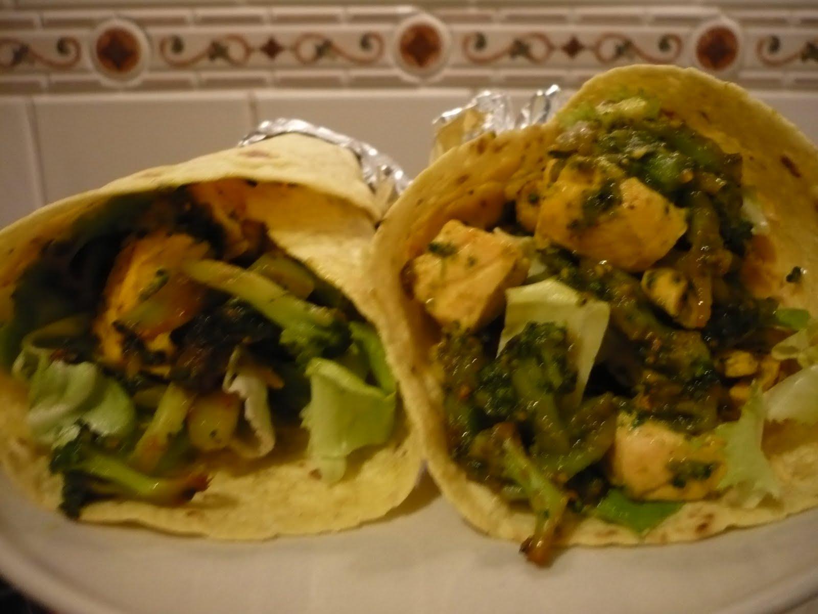 Celle qui cuisinait ou le plaisir de cuisiner wraps - Cuisiner des brocolis frais ...