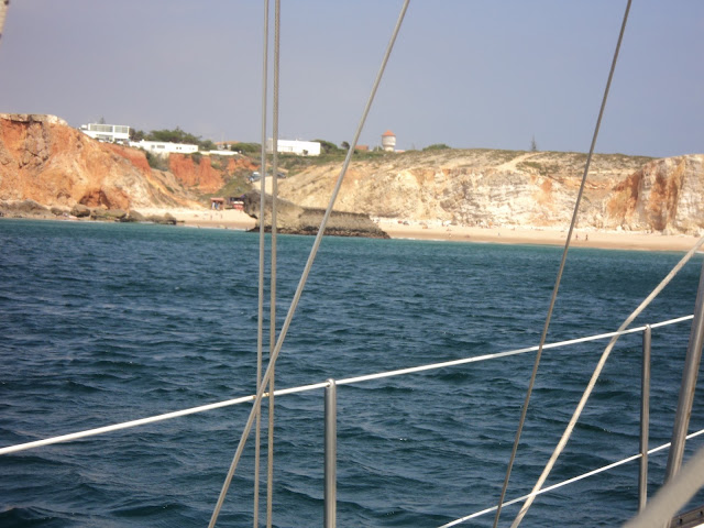 Anchoring in Beliche