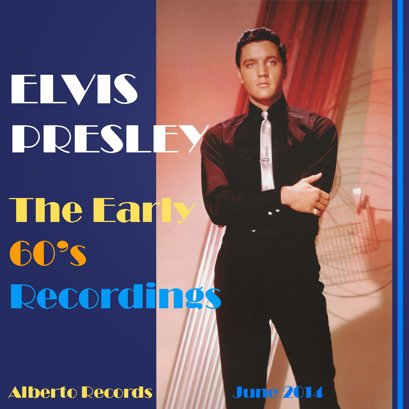 The Early 60's Recordings (June 2014)