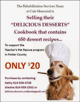 10-3/4 Support Teachers Pet Rescue