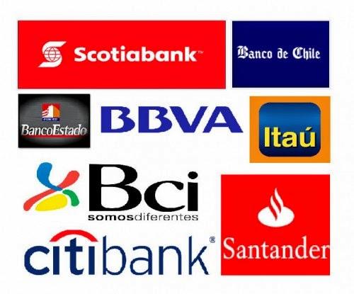 Una venezolana en santiago de chile cu ntos bancos for Banco santander bilbao oficinas
