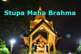 Stupa Maha Brahma