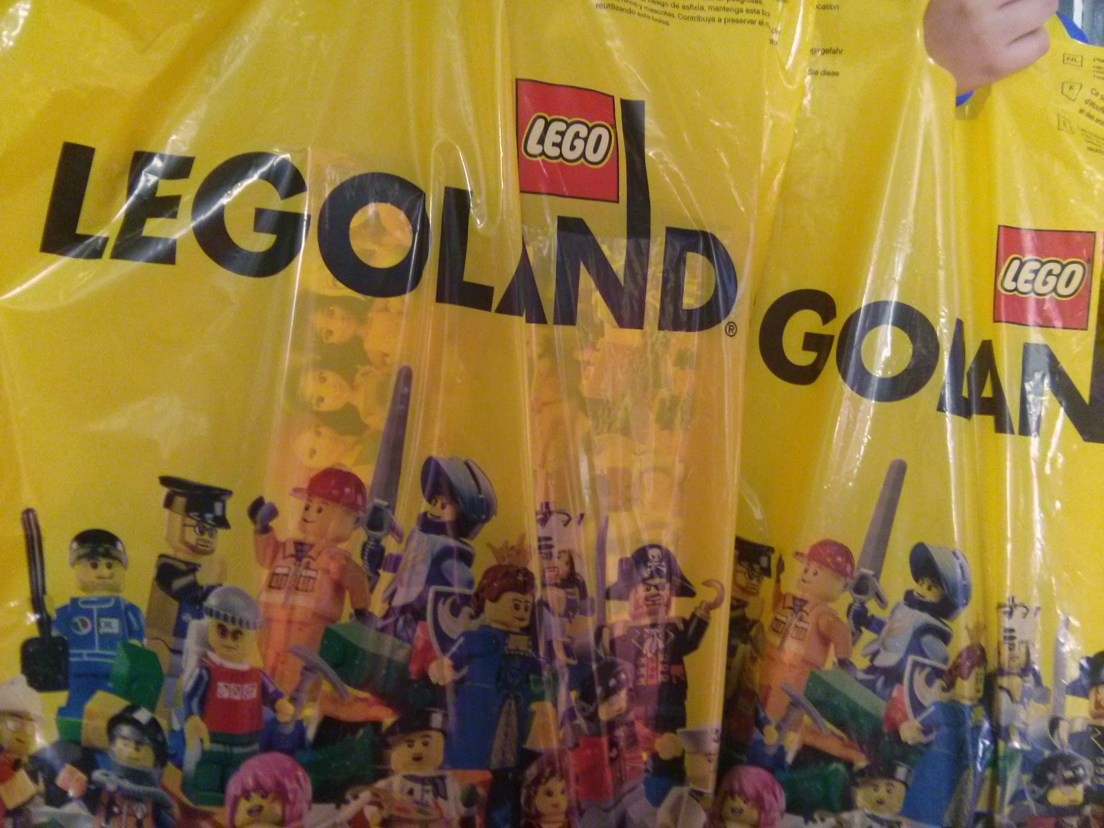 LEGOLAND goodies to play with at home
