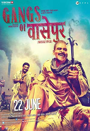 Gangs of Wasseypur 2012 Bollywood 300MB Movie BluRay 480p